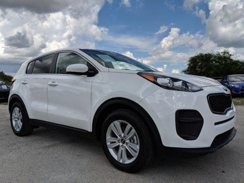2018 Kia Sportage for sale in Fort Myers, FL