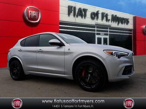 2019 Alfa Romeo Stelvio Quadrifoglio for sale in Fort Myers, FL