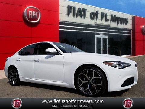 2019 Alfa Romeo Giulia for sale in Fort Myers, FL