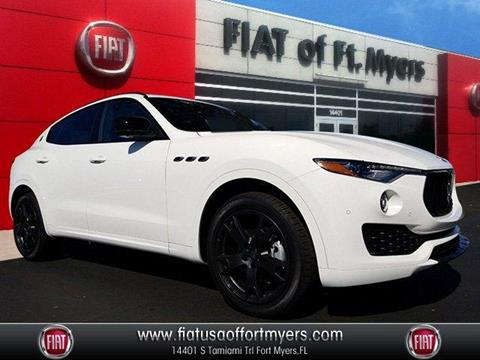 2019 Maserati Levante for sale in Fort Myers, FL