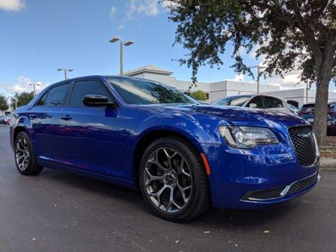 2018 Chrysler 300 for sale in Fort Myers, FL