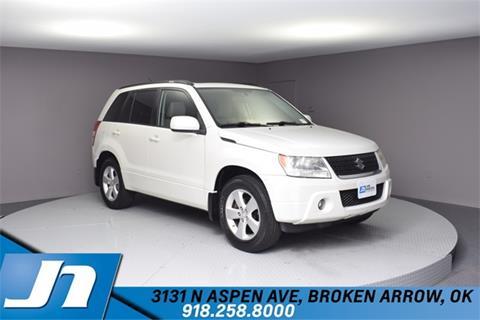 2009 Suzuki Grand Vitara for sale in Broken Arrow, OK