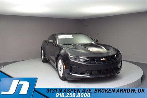 2019 Chevrolet Camaro for sale in Broken Arrow, OK