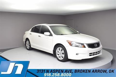 2010 Honda Accord for sale in Broken Arrow, OK