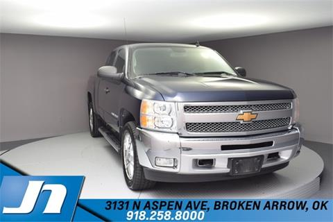 2012 Chevrolet Silverado 1500 for sale in Broken Arrow, OK