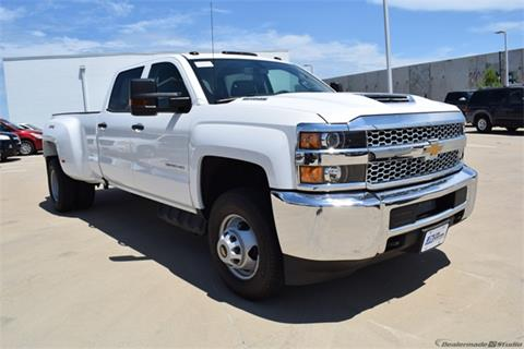 2019 Chevrolet Silverado 3500HD for sale in Broken Arrow, OK