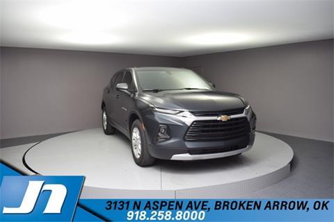 2019 Chevrolet Blazer for sale in Broken Arrow, OK