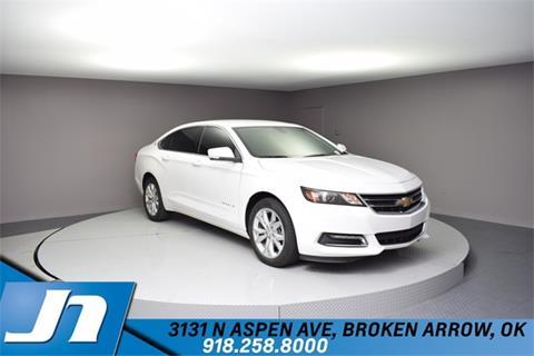 2019 Chevrolet Impala for sale in Broken Arrow, OK