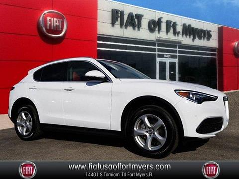 2019 Alfa Romeo Stelvio for sale in Fort Myers, FL