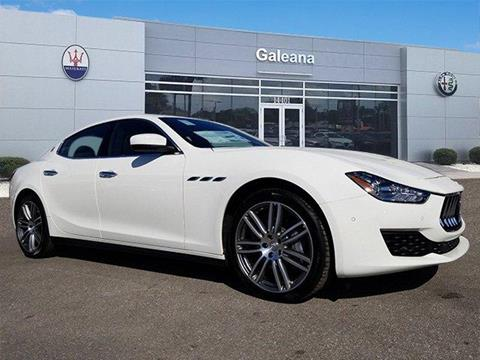 2019 Maserati Ghibli for sale in Fort Myers, FL