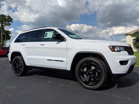 2019 Jeep Grand Cherokee for sale in Fort Myers, FL