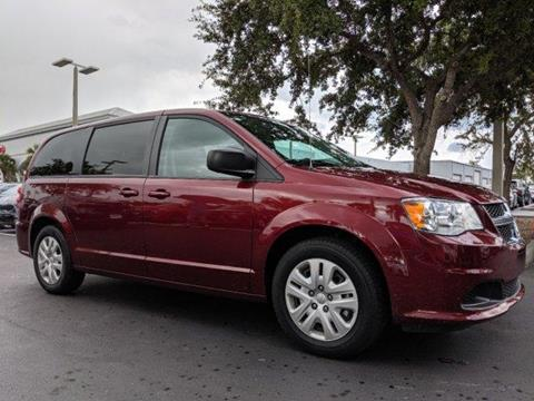 2018 Dodge Grand Caravan for sale in Fort Myers, FL