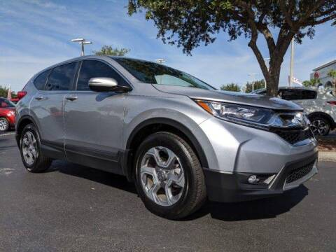 Honda Of Fort Myers >> 2018 Honda Cr V For Sale In Fort Myers Fl
