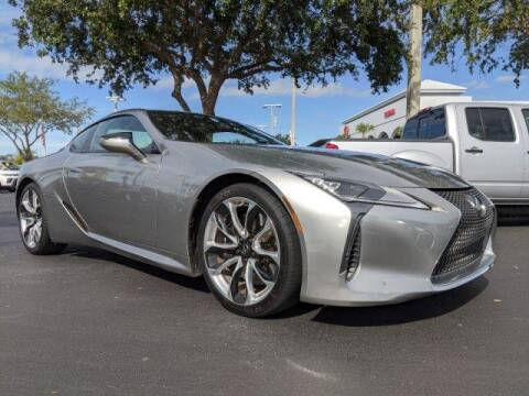 2018 Lexus LC 500 for sale in Fort Myers, FL
