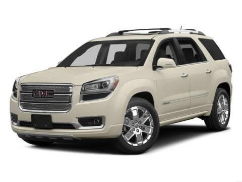 2015 GMC Acadia Denali for sale at Galeana Chrysler Dodge Jeep Ram Fiat in Fort Myers FL