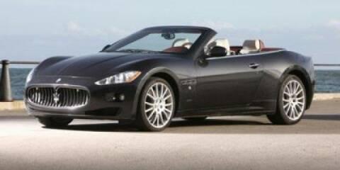 2015 Maserati GranTurismo for sale at Galeana Chrysler Dodge Jeep Ram Fiat in Fort Myers FL