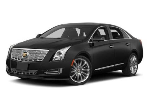 2013 Cadillac XTS Luxury Collection for sale at Galeana Chrysler Dodge Jeep Ram Fiat in Fort Myers FL