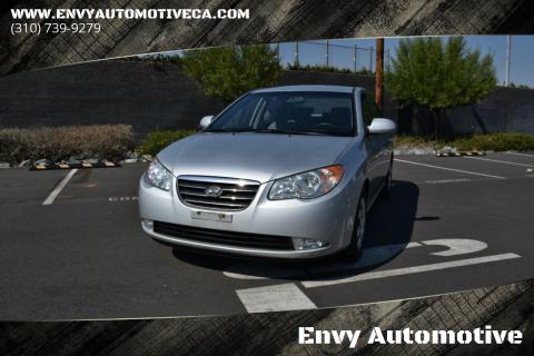 2007 Hyundai Elantra for sale at Envy Automotive in Studio City CA