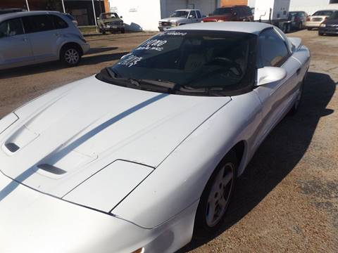 1996 Pontiac Firebird for sale in Cleburne, TX