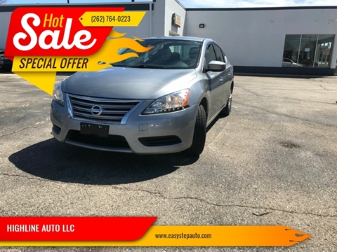 Cars For Sale Under 10000 >> 2014 Nissan Sentra For Sale In Kenosha Wi