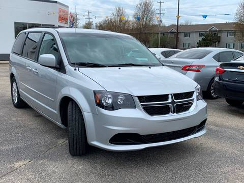 2011 Dodge Grand Caravan for sale at HIGHLINE AUTO LLC in Kenosha WI