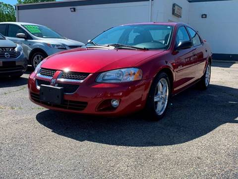 2005 Dodge Stratus for sale at HIGHLINE AUTO LLC in Kenosha WI