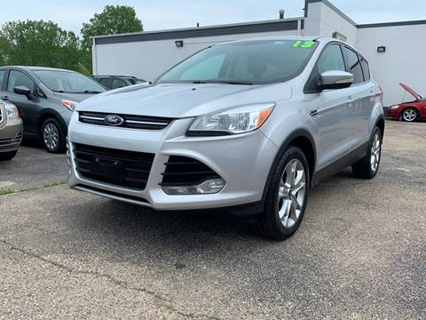 2013 Ford Escape for sale at HIGHLINE AUTO LLC in Kenosha WI