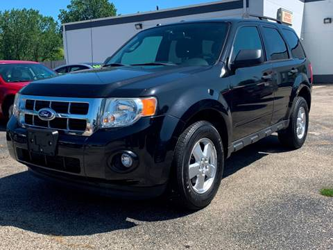 2011 Ford Escape for sale at HIGHLINE AUTO LLC in Kenosha WI
