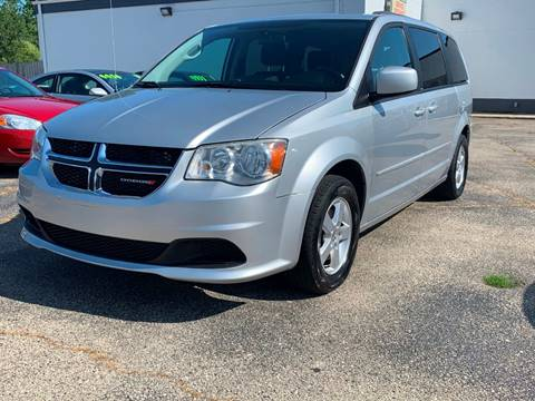 2012 Dodge Grand Caravan for sale at HIGHLINE AUTO LLC in Kenosha WI