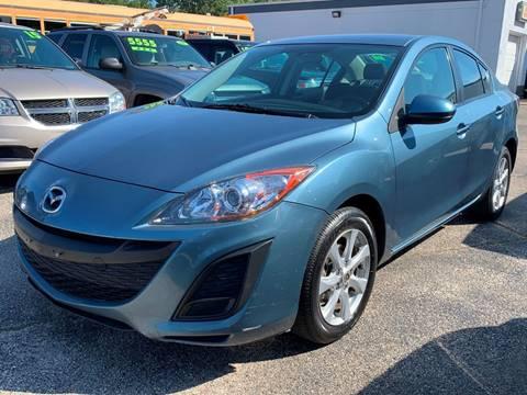 2010 Mazda MAZDA3 for sale at HIGHLINE AUTO LLC in Kenosha WI