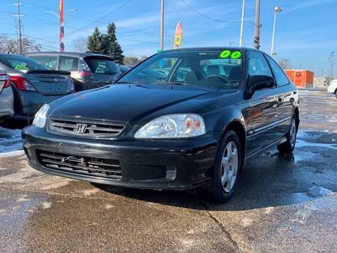 2000 Honda Civic for sale in Kenosha, WI