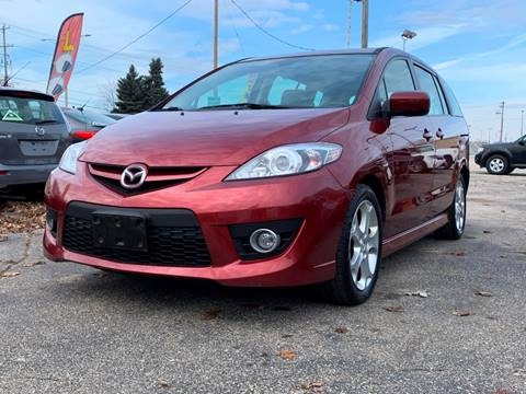 2010 Mazda MAZDA5 for sale at HIGHLINE AUTO LLC in Kenosha WI
