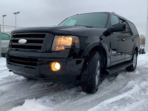 2007 Ford Expedition for sale at HIGHLINE AUTO LLC in Kenosha WI