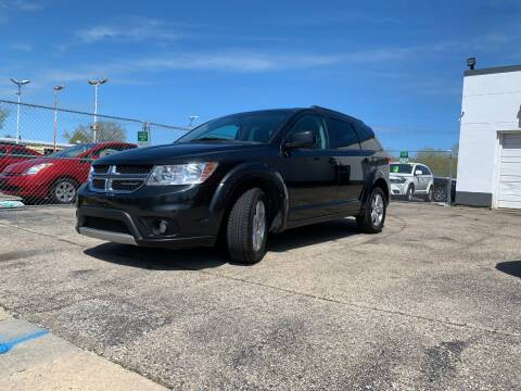 2011 Dodge Journey for sale at HIGHLINE AUTO LLC in Kenosha WI