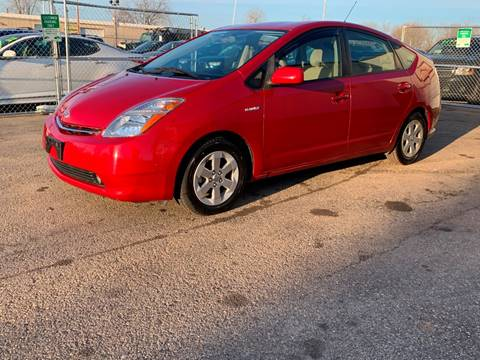 2008 Toyota Prius for sale at HIGHLINE AUTO LLC in Kenosha WI