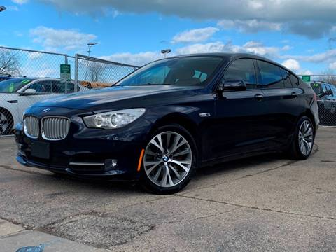 2011 BMW 5 Series for sale at HIGHLINE AUTO LLC in Kenosha WI