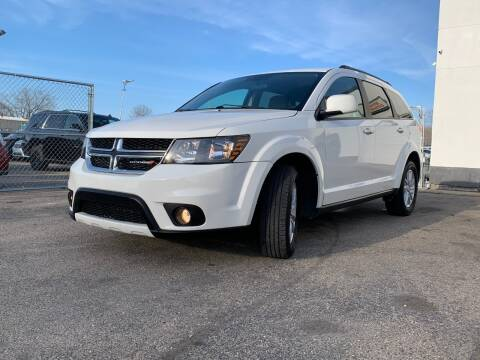 2016 Dodge Journey for sale at HIGHLINE AUTO LLC in Kenosha WI