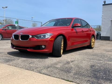 2013 BMW 3 Series ActiveHybrid 3 for sale at HIGHLINE AUTO LLC in Kenosha WI