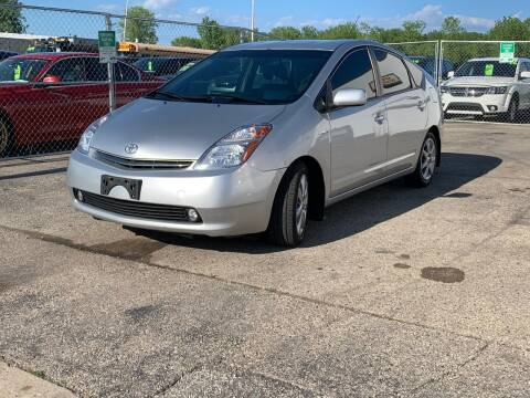 2009 Toyota Prius for sale at HIGHLINE AUTO LLC in Kenosha WI