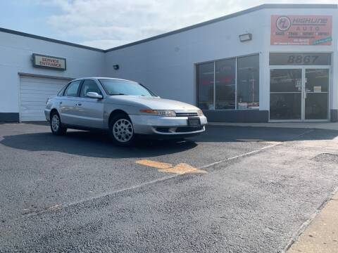 2002 Saturn L-Series for sale at HIGHLINE AUTO LLC in Kenosha WI