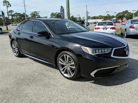 2019 Acura TLX for sale in Saint Augustine, FL