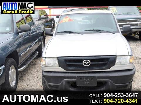 2007 Mazda B-Series Truck for sale in Jacksonville, FL