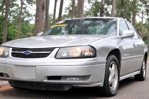 2001 Chevrolet Impala for sale in Jacksonville, FL