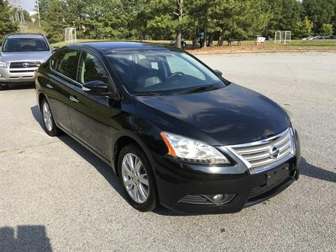 2015 Nissan Sentra for sale in Smyrna, GA
