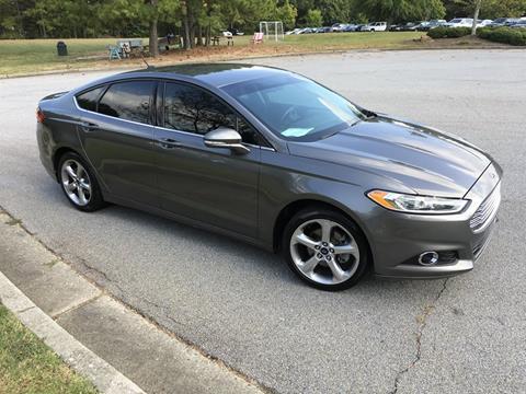 2014 Ford Fusion for sale in Smyrna, GA