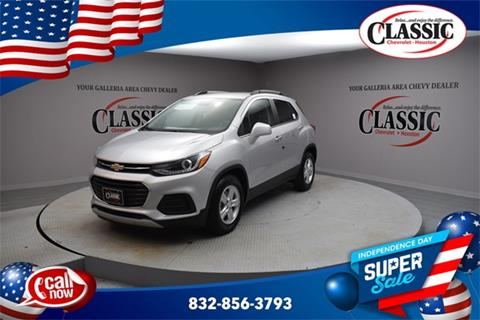 2019 Chevrolet Trax for sale in Houston, TX