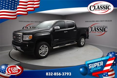 2018 GMC Canyon for sale in Houston, TX