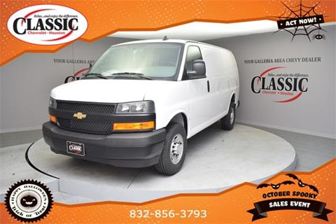 2020 Chevrolet Express Cargo for sale in Houston, TX