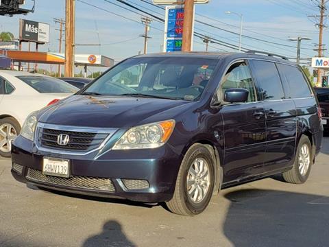 2009 Honda Odyssey for sale in Canoga Park, CA