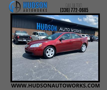 2009 Pontiac G6 for sale in Greensboro, NC